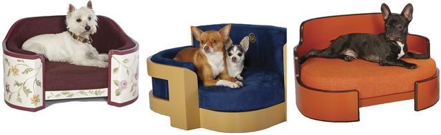 画像1: セレブ愛犬家が待ち望んだ最高級ベッド&バッグ、日本初上陸!