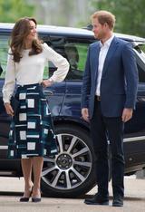 画像2: あまり語られない裏話!ヘンリー王子とキャサリン妃のほっこりする関係とは