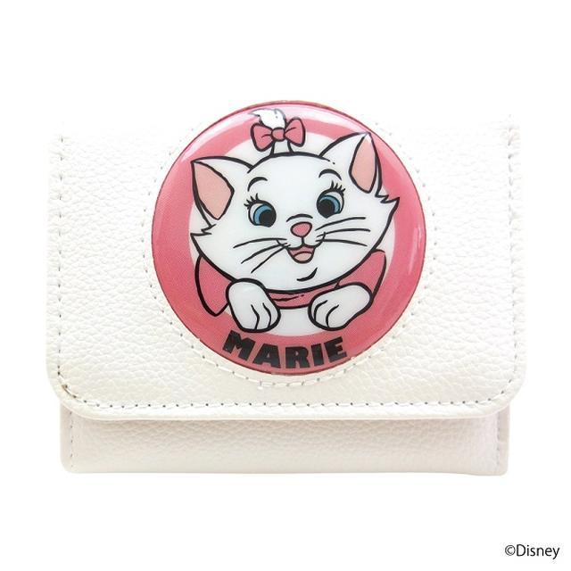 画像: 三つ折り財布(マリー)