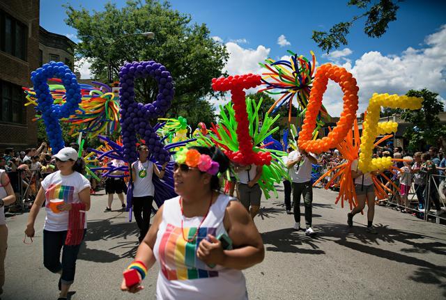 画像: LGBTの権利を支援「プライド月間」