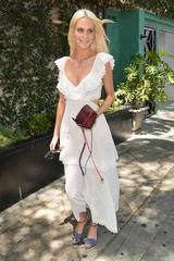 画像: 夏にぴったり!セレブに学ぶ、白ワンピースのオシャレな着こなし術