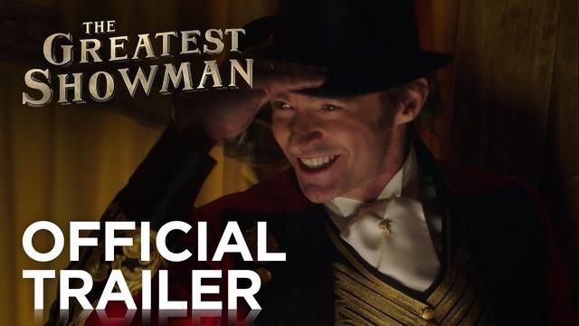画像: The Greatest Showman | Official Trailer | 20th Century FOX youtu.be