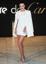 画像: LAで開催された同イベントに来場した、トップモデルのミランダ・カー
