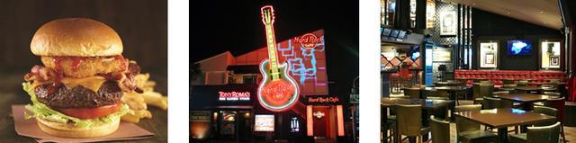 画像1: レコードのラウンド・タオル!「ハードロックカフェ」のキャンペーン