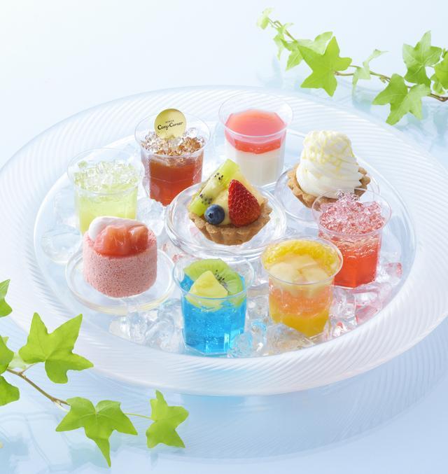 画像2: すいかと杏仁プリン、レモンタルトなど、コージーコーナーの夏の新作