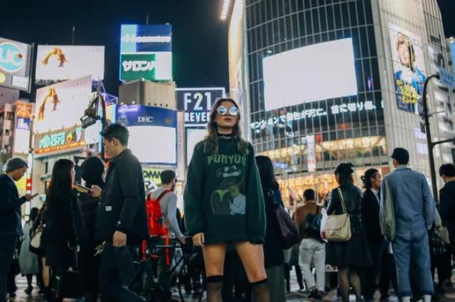 画像: 2016年末に初来日。その後、海外インタビューでも日本愛を語っており、さっそく親日家に。