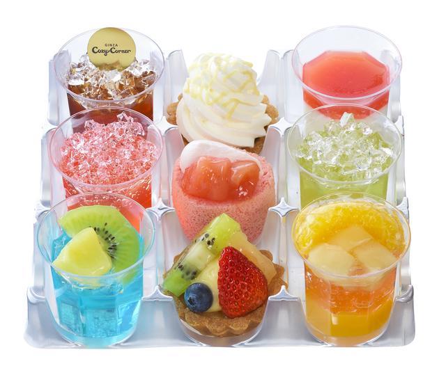 画像1: すいかと杏仁プリン、レモンタルトなど、コージーコーナーの夏の新作