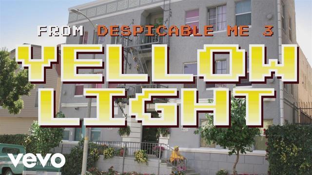 画像: Pharrell Williams - Yellow Light (Despicable Me 3 Original Motion Picture Soundtrack) www.youtube.com