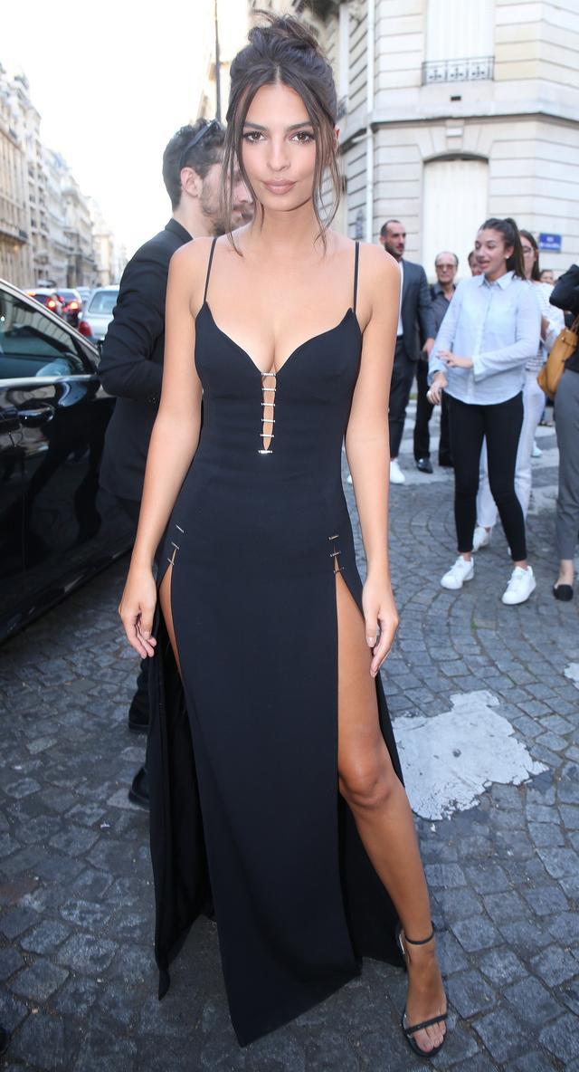 画像4: パリファッションウィークに駆け付けた海外セレブの着こなし