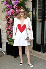 画像1: パリファッションウィークに駆け付けた海外セレブの着こなし