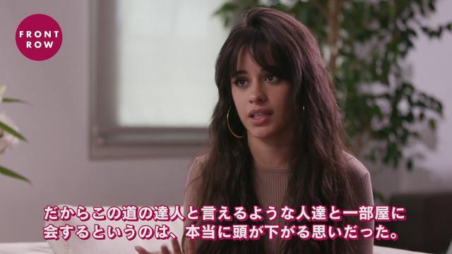 画像: ソロになったカミラ・カベロに日本初インタビュー! Camila Cabello's First Solo Interview with Japanese Media www.youtube.com