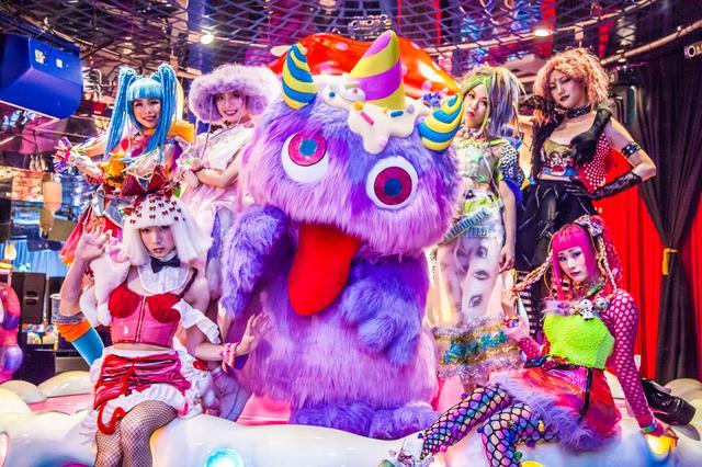 画像1: ピンクのカレーも!KAWAII MONSTER CAFEから驚きの新メニュー