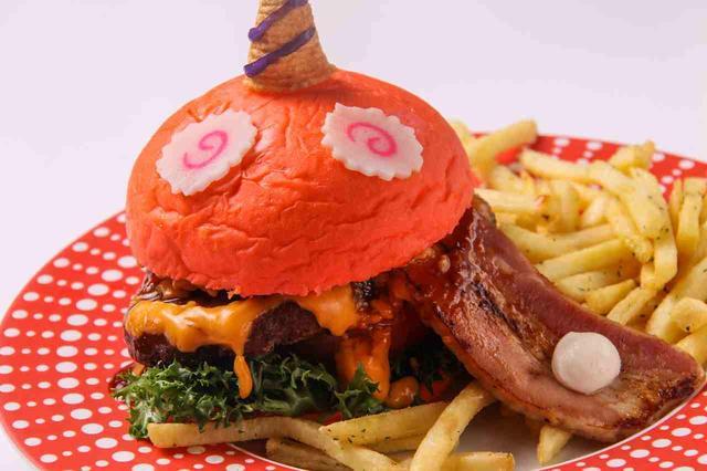 画像3: ピンクのカレーも!KAWAII MONSTER CAFEから驚きの新メニュー