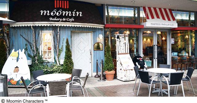 画像: ムーミンベーカリー&カフェ 東京ドーム ラクーア店