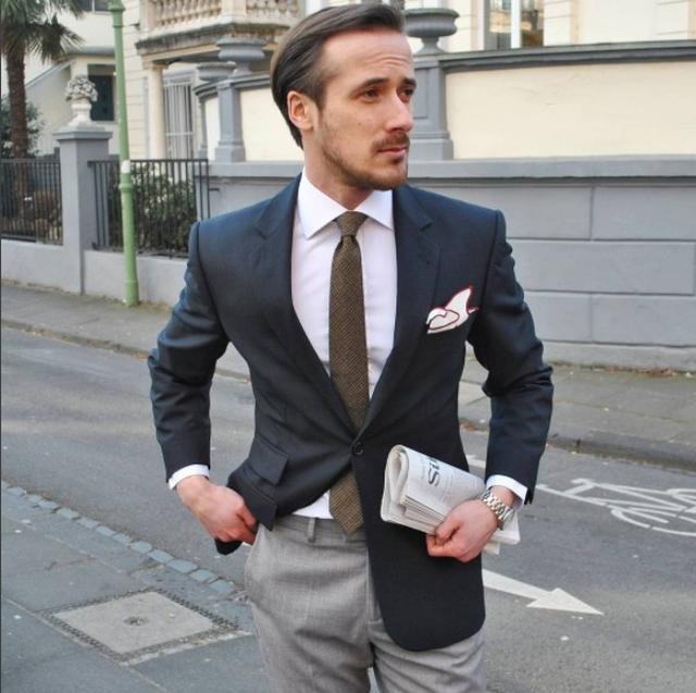 画像3: そっくりさんは政治家の息子でファッションブロガー