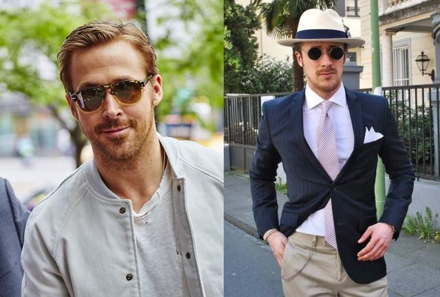 画像: 左がライアン、右がヨハネス。