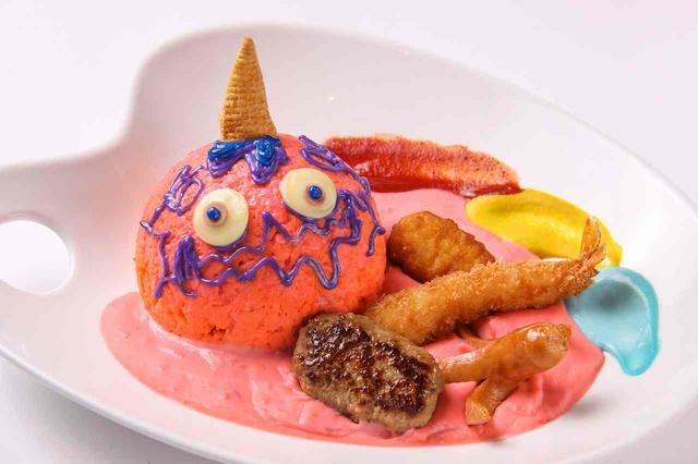画像2: ピンクのカレーも!KAWAII MONSTER CAFEから驚きの新メニュー