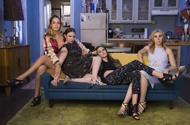 画像: 『GIRLS/ガールズ』は、NY在住の4人の20代こじらせ女子が主人公