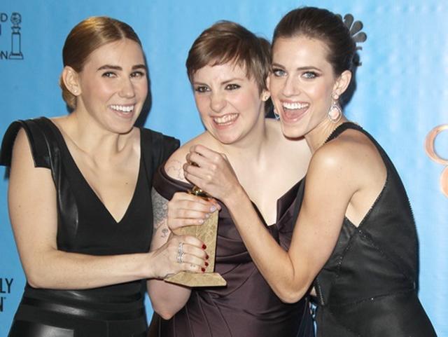 画像: 2013年のゴールデン・グローブ賞でテレビ/ミュージカル・コメディ部門作品賞を受賞