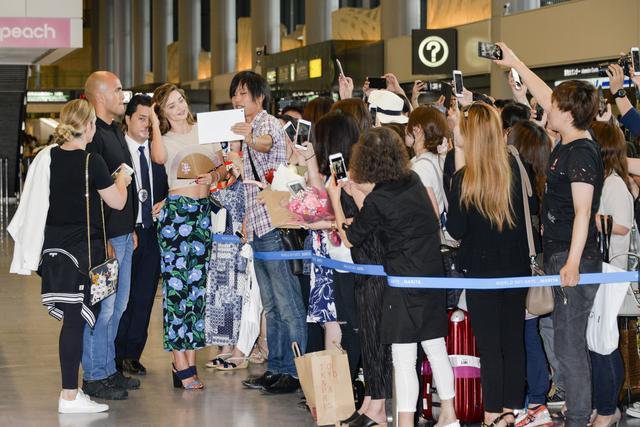 画像5: 【来日中】人気モデル、ミランダ・カーの愛され来日ファッション