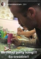 画像2: ベッカムの愛娘ハーパーちゃんが6歳に!家族みんなで誕生日をお祝い