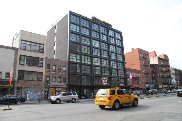 画像: ジジが当時住んでいたニューヨーク・ソーホーのマンション。
