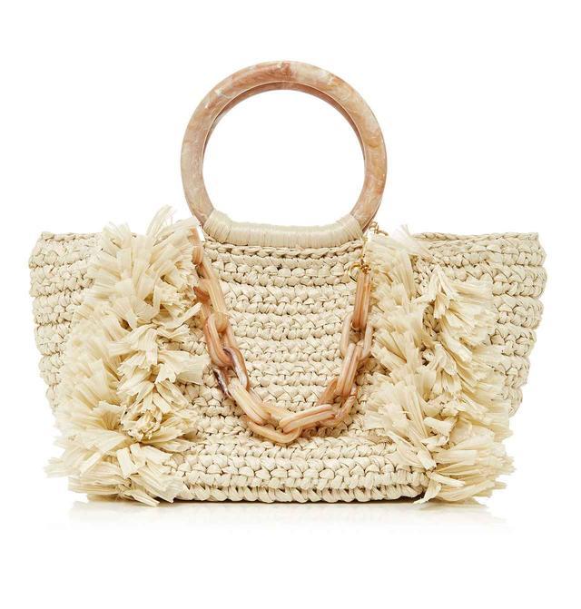 画像: https://www.modaoperandi.com/carolina-santo-domingo-fw17/corallina-raffia-tote?color=white&material=Raffia&size=undefined