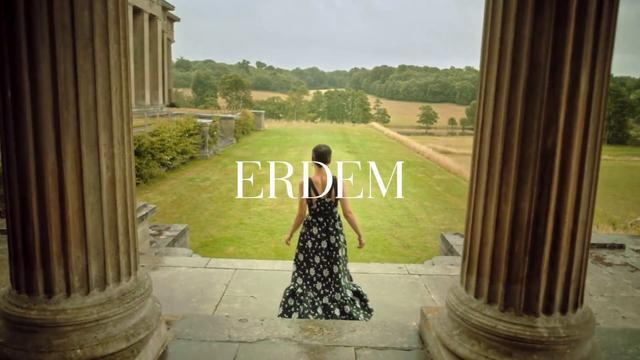 画像: ERDEM X H&M teaser film by Baz Luhrmann www.youtube.com