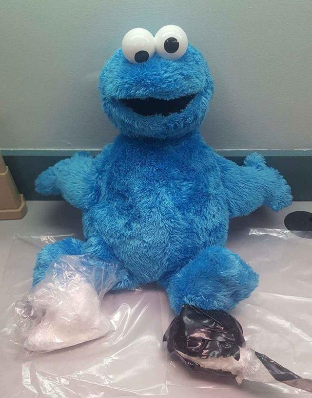 画像2: クッキーモンスターが被害者に