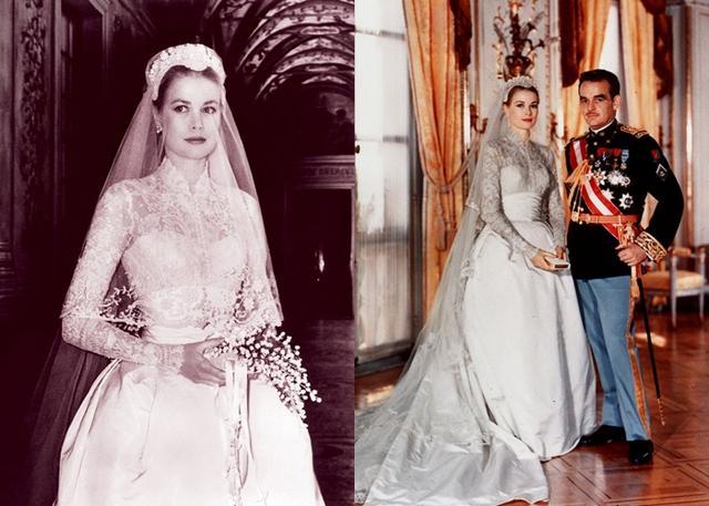 画像: お手本は歴史に残るあのプリンセスのドレス