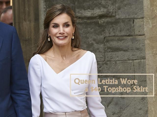 スペイン レティシア 王妃