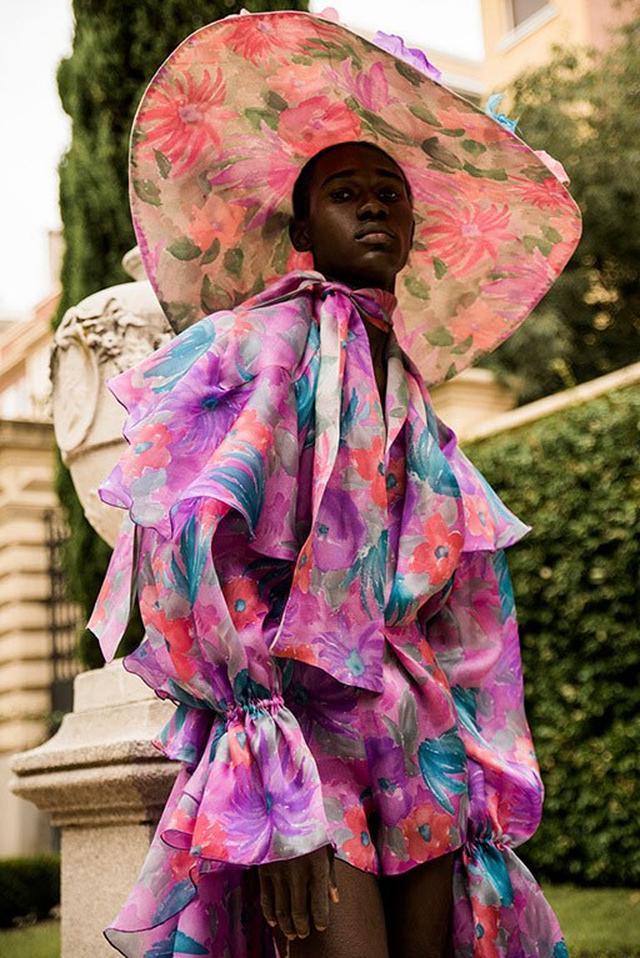 画像: メンズブランドがビヨンセのために作ったドレス