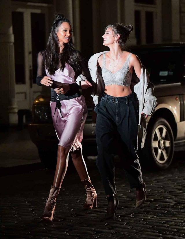 画像5: 世界一の美女軍団がNYの街に
