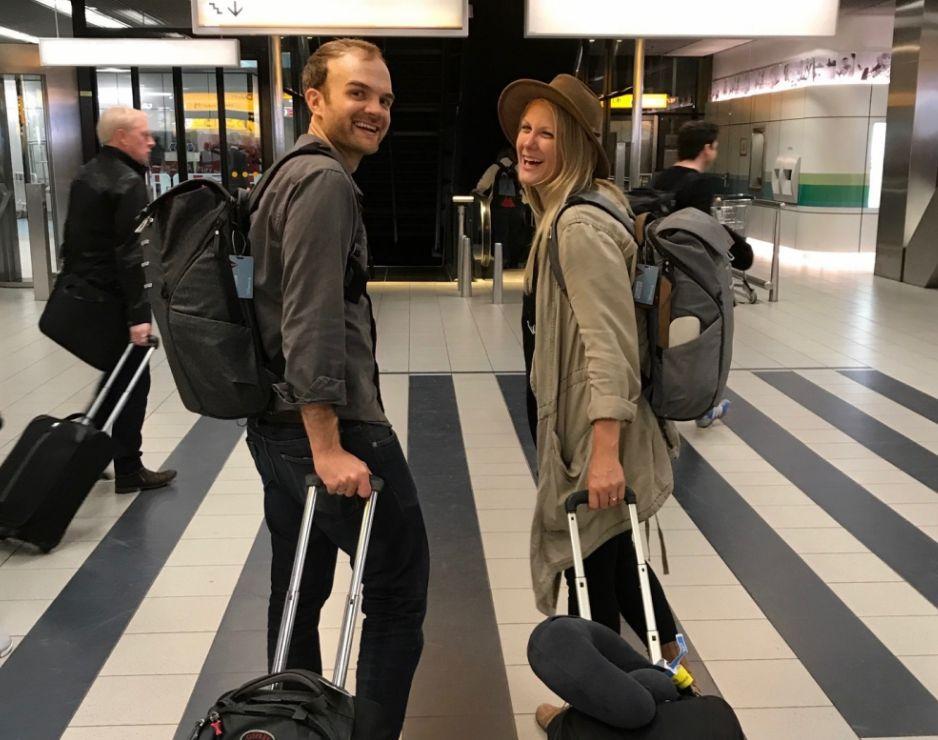 画像: 世界中を旅する写真家の2人