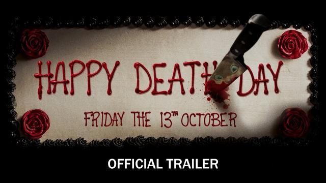 画像: Happy Death Day - Official Trailer - In Theaters Friday The 13th October (HD) www.youtube.com