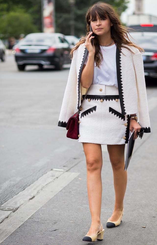 画像6: ミロスラヴァのファッションをチェック