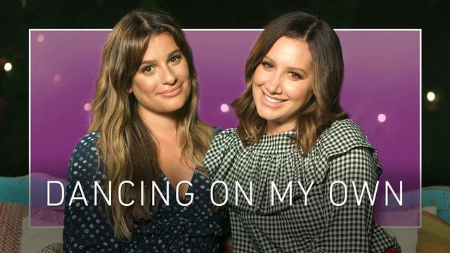 画像: Dancing On My Own ft. Lea Michele | Music Sessions | Ashley Tisdale www.youtube.com