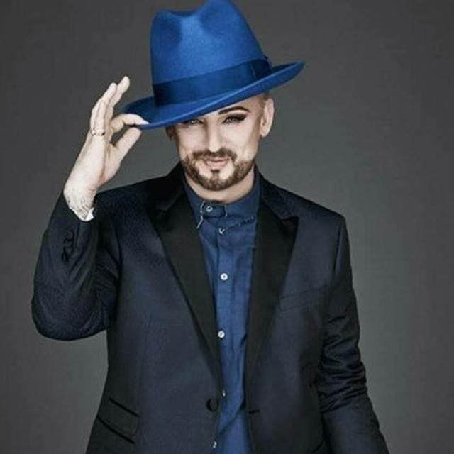 画像: Boy George on Twitter twitter.com