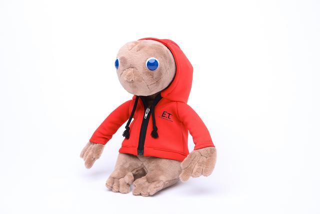 画像1: 映画『 E.T.』公開35周年記念、シリアルナンバー入り限定コラボぬいぐるみ