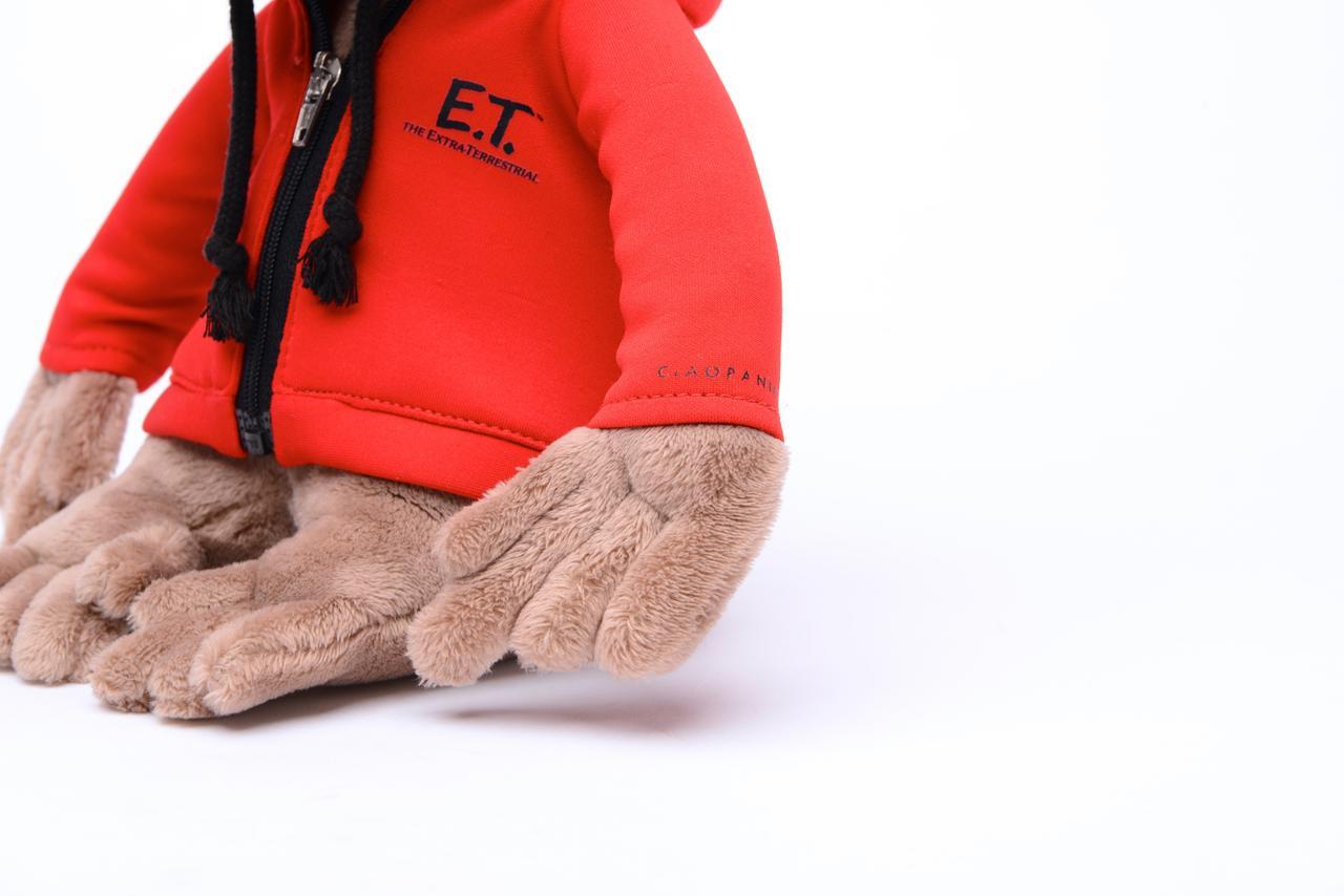 画像3: 映画『 E.T.』公開35周年記念、シリアルナンバー入り限定コラボぬいぐるみ