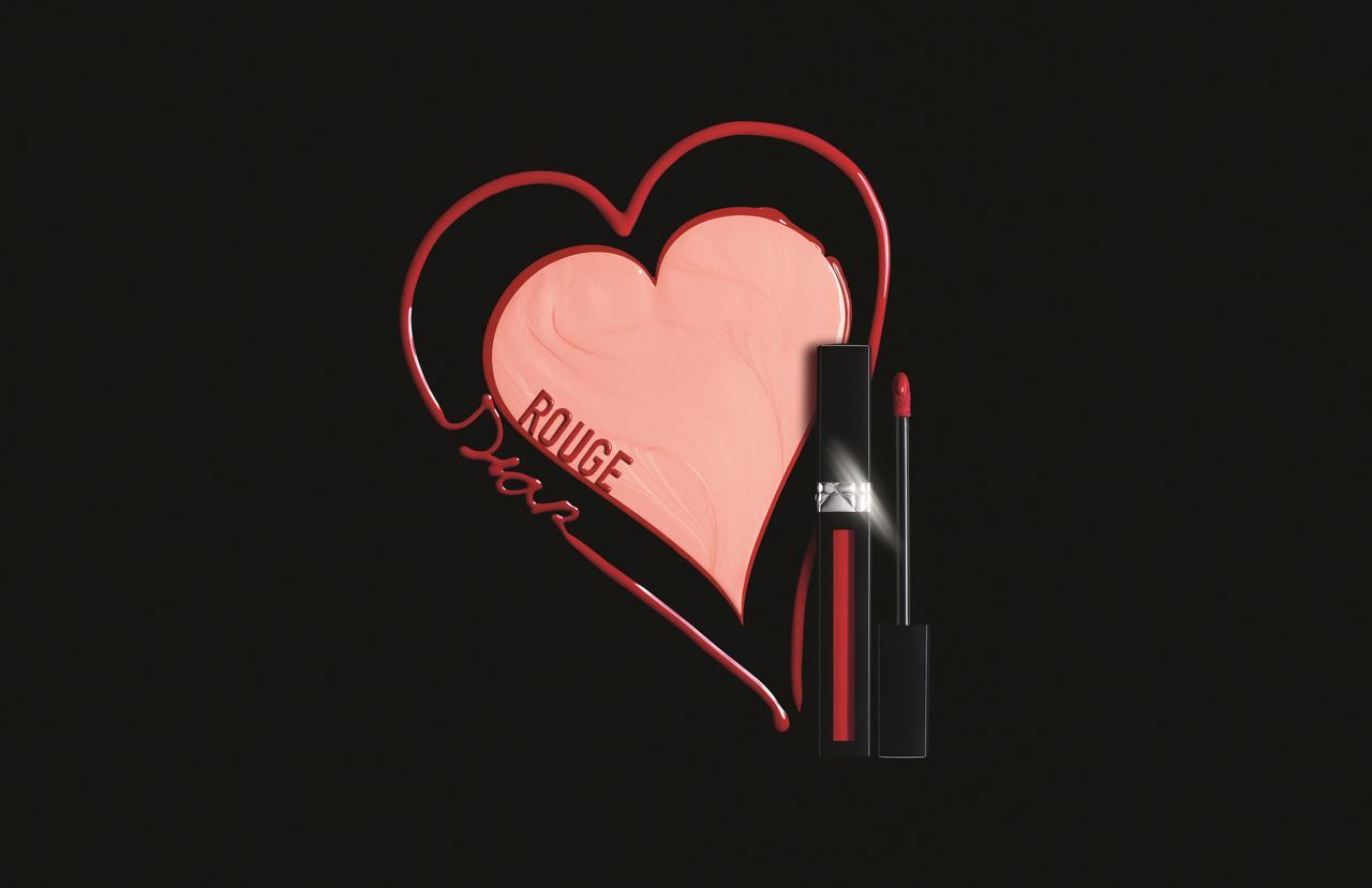 画像1: <LOVE>をこめたイベント限定メイク製品 & 特別刻印サービスも実施