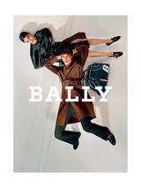 画像3: テイラー・ヒル旋風!バリーの2017年秋冬広告キャンペーンに抜擢