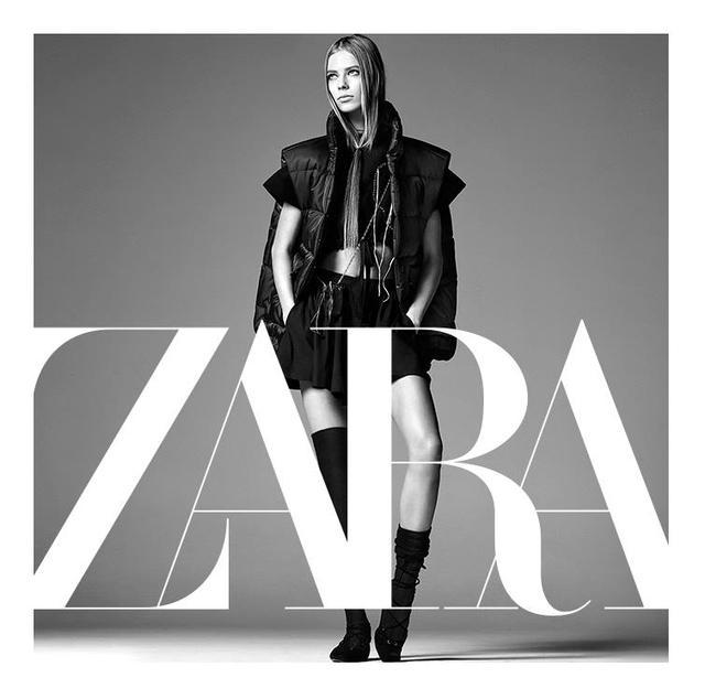 画像: 世界中で大人気のブランド「ZARA」