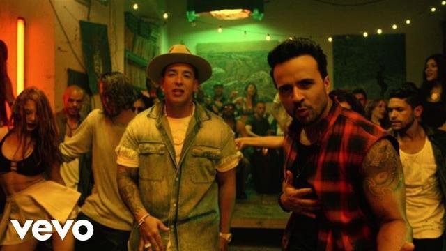 画像: Luis Fonsi - Despacito ft. Daddy Yankee www.youtube.com