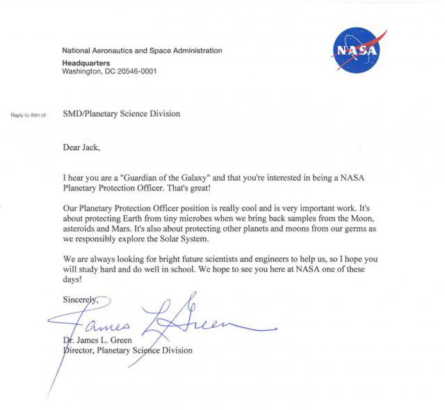 画像3: NASAが神対応