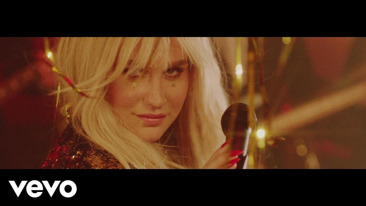 画像: Kesha - Woman (Official Video) ft. The Dap-Kings Horns www.youtube.com