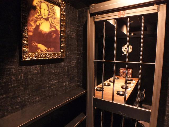 画像2: 呪いの玉子、ドリンクはビーカーに目玉!「監獄レストラン」でプチホラー体験!
