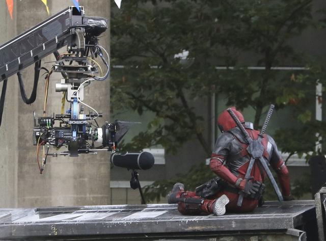 画像: スタント女性死亡の『デッドプール2』事故から48時間で撮影を再開
