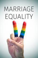 画像: なかなか進展しない同性婚合法化