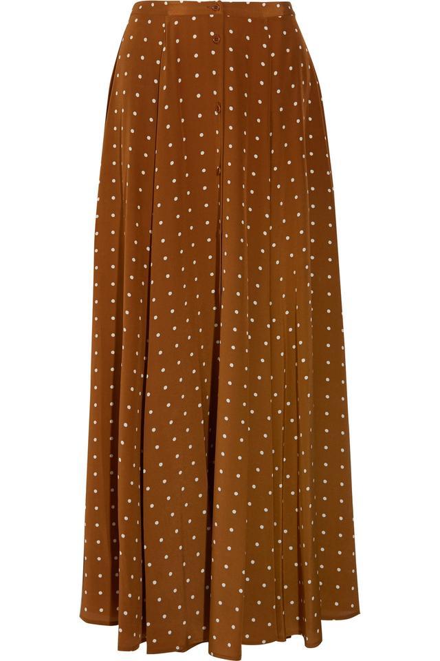 画像5: オリヴィア・パレルモのフェミニンなドット柄スカートスタイルを拝見